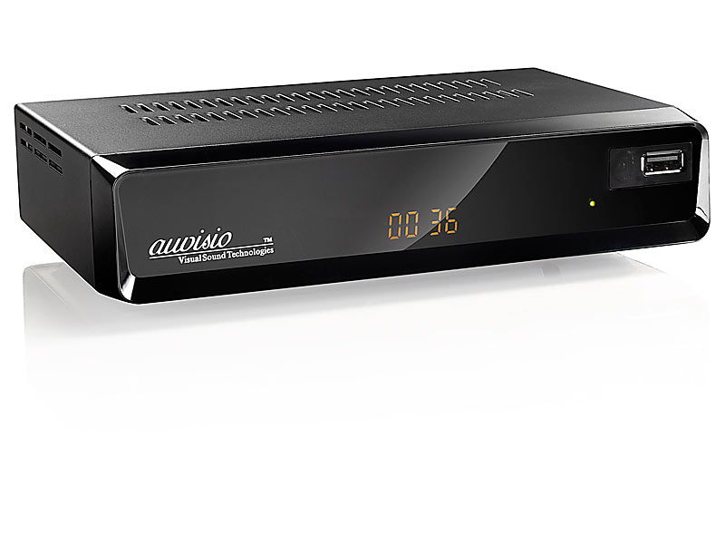 ; Satellitenreceiver