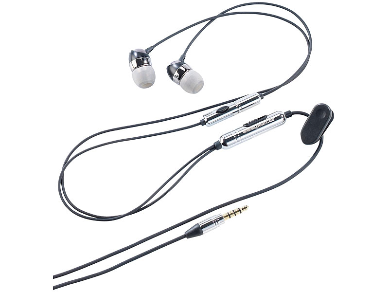 ; In-Ear-Stereo-Kopfhörer, Over-Ear-Headsets mit Bluetooth, MP3-Player & Radio