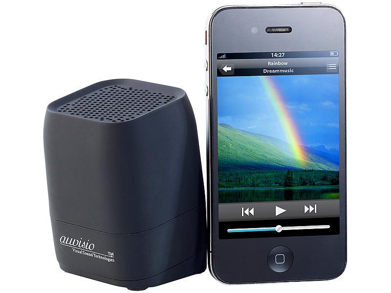 auvisio portabler bluetooth aktiv lautsprecher mss. Black Bedroom Furniture Sets. Home Design Ideas