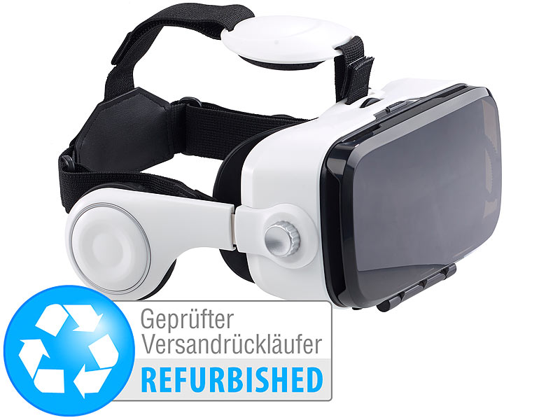; Virtual-Reality-Brillen für Smartphones Virtual-Reality-Brillen für Smartphones