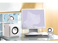 "auvisio Design-Speakerset 2.1 ""X-Sound II"""