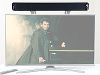 auvisio 2.1-Soundbar MSX-390.sb, 44 Watt, mit Bluetooth, USB, SD & Radio