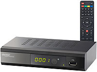 auvisio Digitaler pearl.tv DVB-C-Kabelreceiver DCR-100.fhd, Full HD