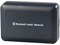 auvisio Bluetooth-Audio-Adapter BTA-27 für HiFi & Auto-Anlage
