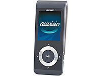 auvisio MP4-Player DMP-320.bt V2 mit Bluetooth, FM-Radio, Video