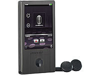 auvisio Touchscreen-MP3 & Video-Player 4GB schwarz