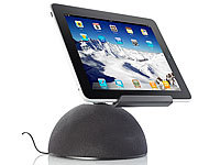 auvisio Aktive Sound-Station MSS-240.k für iPad & Co. (refurbished)