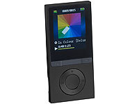 Auvisio MP3 Player V3 Mit UKW Radio E Book Reader MicroSD