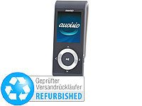 auvisio MP3 & Video-Player DMP-320.bt V2, Bluetooth, FM (Versandrückläufer)