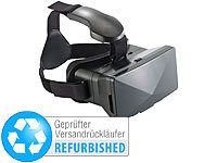 auvisio Virtual-Reality-Brille VRB80.3D (Versandrückläufer)