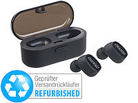auvisio True Wireless In-Ear-Stereo-Headset, Bluetooth (Versandrückläufer)