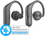 auvisio True Wireless In-Ear-Headset, Ohrbügel, Versandrückläufer