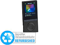 auvisio MP3-Player V3 mit UKW-Radio & E-Book-Reader (Versandrückläufer)