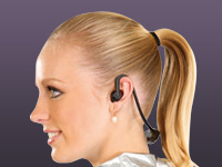 ; Kabelloses In-Ear-Stereo-Headsets mit Bluetooth und Lade-Etuis, Over-Ear-Headsets mit Bluetooth, MP3-Player & Radio