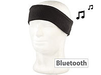"auvisio Bluetooth-4.0-Schlaf-Headset / -Kopfhörer ""Sleep HS.BT"""