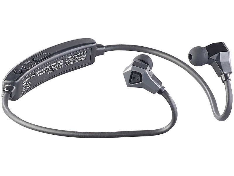 ; Mobiler Stereo-Lautsprecher mit Bluetooth, In-Ear-Stereo-Headsets mit Bluetooth