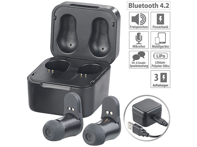 ; In-Ear-Stereo-Headsets mit Bluetooth In-Ear-Stereo-Headsets mit Bluetooth In-Ear-Stereo-Headsets mit Bluetooth In-Ear-Stereo-Headsets mit Bluetooth In-Ear-Stereo-Headsets mit Bluetooth